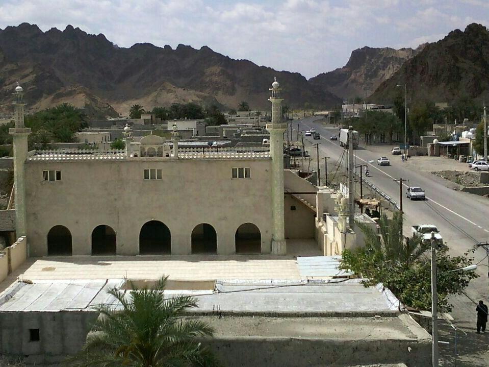 شهرستان سرباز - روستای نصیرآباد