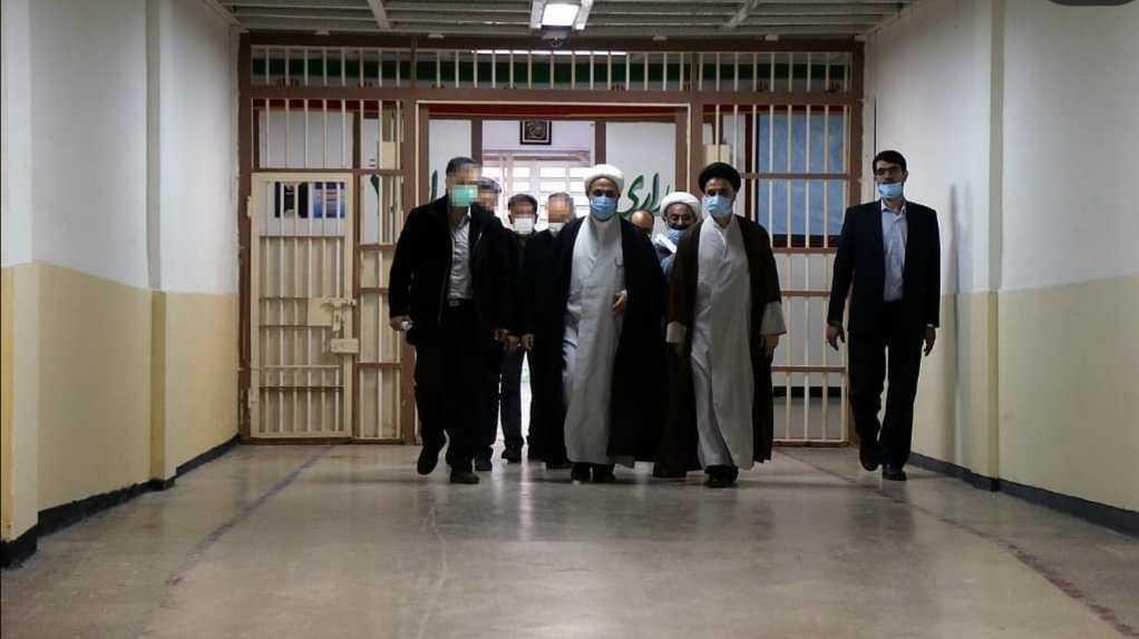 نصرالله پژمانفر، محمود نبویان و همراهان آنها در زندان تهران بزرگ