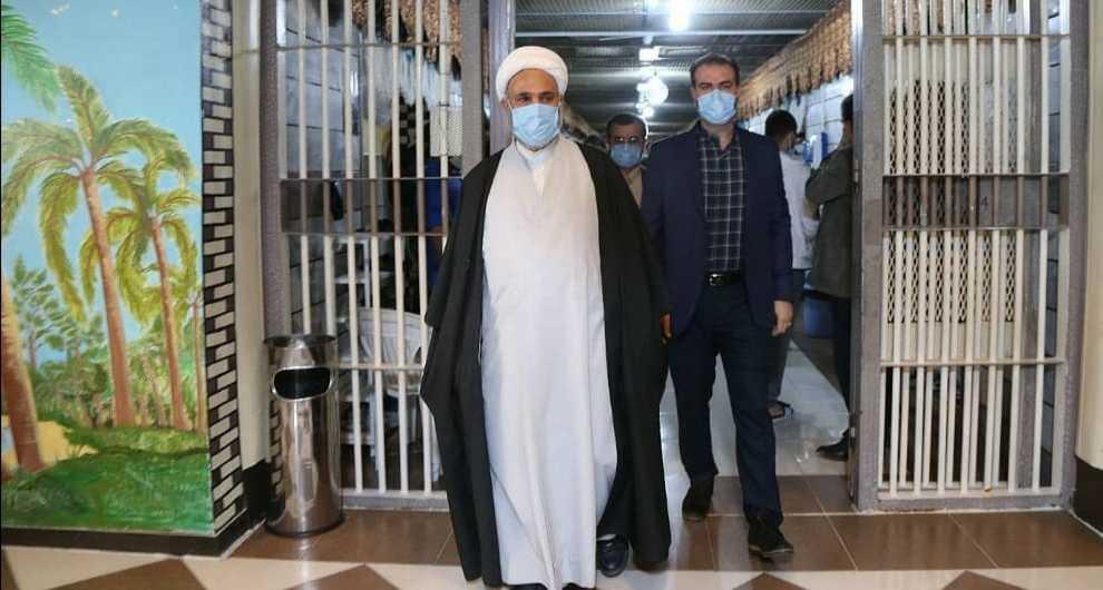 نصرالله پژمانفر در زندان تهران بزرگ